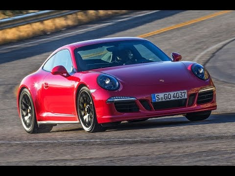 New 424bhp Porsche 911 Carrera 4 GTS Driven