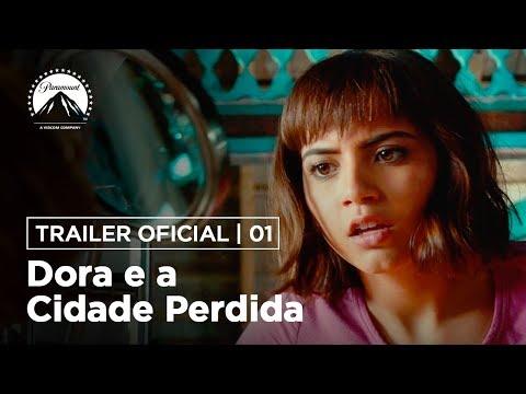 Trailer oficial de Dora e a Cidade Perdida