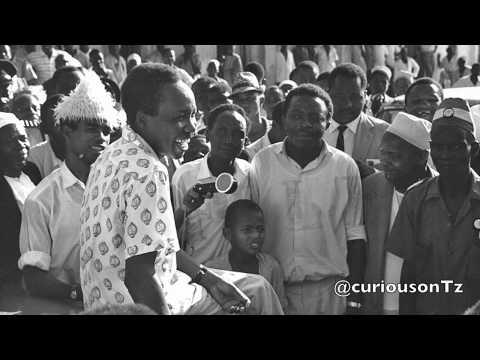 A Tanzanian Millennial's take on the 1st President of Tanzania, Mwalimu Nyerere.