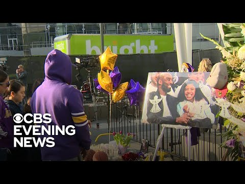 Kobe Bryant's Fans And Former Teammates Remember His Legacy