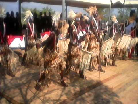 Burundi Intore dance 0