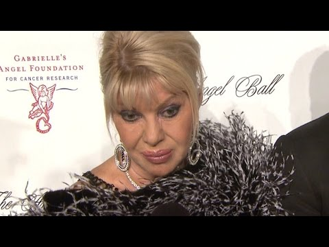 Ivana Trump: We Need Immigrants, Who Is Going to Clean Up After Us?