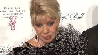 ivana trump we need immigrants who is going to clean up after us?