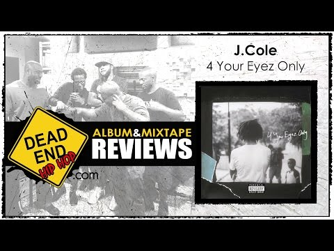 Download J. Cole - 4 Your Eyez Only Album Review | DEHH Mp3 Download MP3