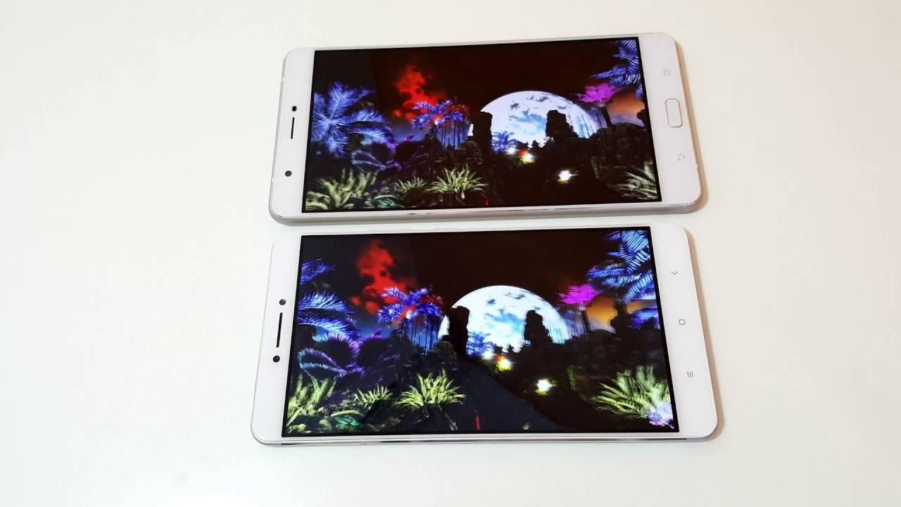 Xiaomi Mi Max and ASUS Zenfone 3 Ultra - Comparison