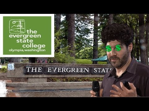 Evergreen College Pays Bret Weinstein $500k and Settles Out of Court