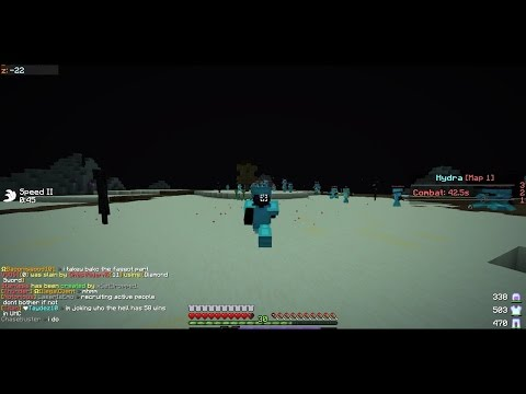 HydraHCF - SOTW & PVP & SO MANY DEATHS/KILLS? [1]
