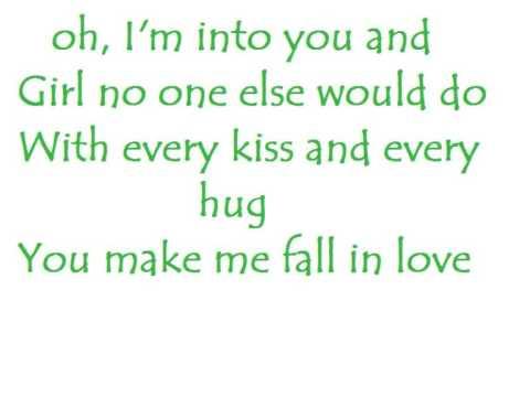 Chris Brown-With you lyrics