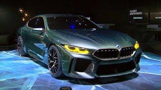 BMW Concept CS official press release Videos