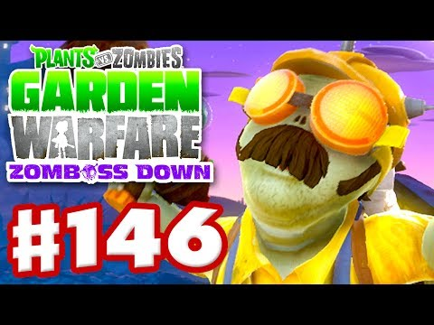 Plants vs. Zombies: Garden Warfare - Gameplay Walkthrough Part 146 - Insect Plumber (Xbox One)