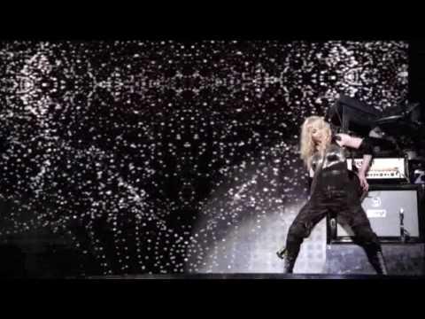 Madonna - Hung Up (Sticky & Sweet Tour) HD DVD