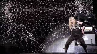 Madonna - Hung Up (Sticky & Sweet Tour) HD DVD