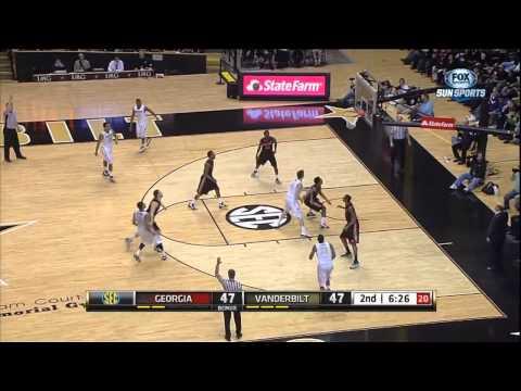 02/27/2013 Georgia vs Vanderbilt Men