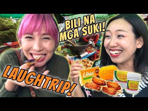 FILIPINO MARKET IN KOREA (ANG SAYA!!) -- LITTLE MANILA IN SEOUL