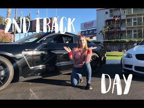 Track Day 2 Vlog with my 2018 Ford Shelby GT350