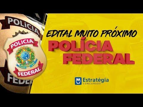 ANÁLISE DA AUTORIZAÇÃO DO CONCURSO POLÍCIA FEDERAL (PF) - 500 VAGAS