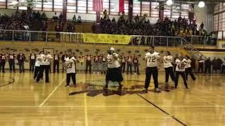Harlandale Teacher Pep Rally Dance 2017