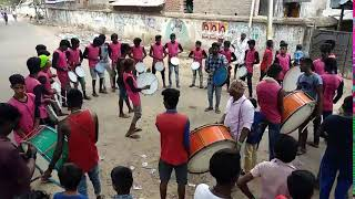 The Mass Gaja drums group | Nagapattinam festival