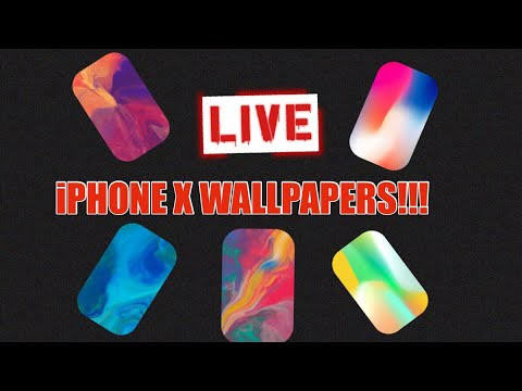 How To Get Free Iphone X Live Wallpapers No Computer And No