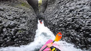 'About as narrow, committing, and epic as it ever gets' | El Rio Claro