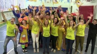 Флешмоб (позитивный танец про безопасный интернет)