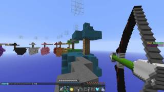 HACES TEAM? ESTAS MUERTO! SKYWARS PVP MINECRAFT !