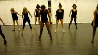 Sheridan College Music Theatre-Cabaret Dance Audition