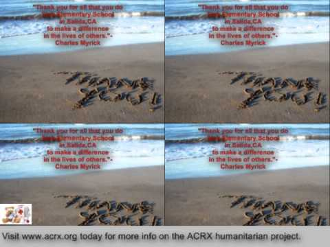 Sisk Elementary School Receive Tribute & Free Discount Cards By Charles Myrick