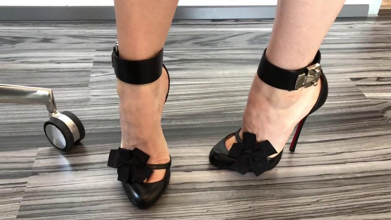 Bupshi - Louboutin heels