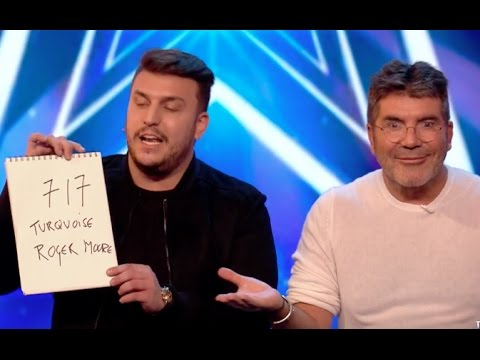 DNA Can Read the Judges' Minds and Leave Everyone SPEECHLESS  | Ep 01 | Britain's Got Talent 2017