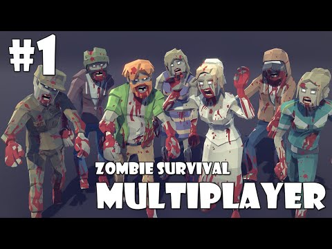 Making A Multiplayer Zombie Survival Game - Devlog #1