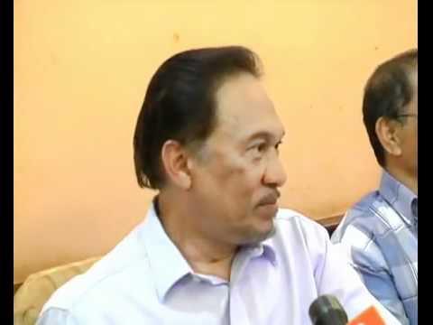 Anwar Ibrahim Perjelas Isu Sokong ISRAEL   2 2   YouTube
