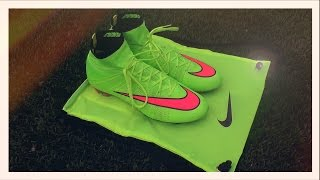 Nike Mercurial Superfly 4 Volt/Hyper Pink | TEST | Cristiano Ronaldo