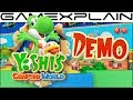Yoshi S Crafted World Demo Version Game Watch Nintendo Switch mp3