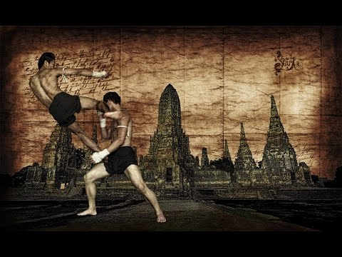 Muay Boran 7 Jump Knee หนุมานทะยาน   มวยโบราณ   Fight Vision