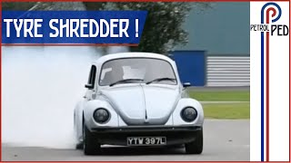 *EPIC* 600hp 1000kg Tesla powered Beetle ! [In-Depth Review and Drive]