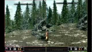 Lens of Truth Head2Head: The Elder Scrolls V: Skyrim PS3 vs. Xbox 360 Analysis