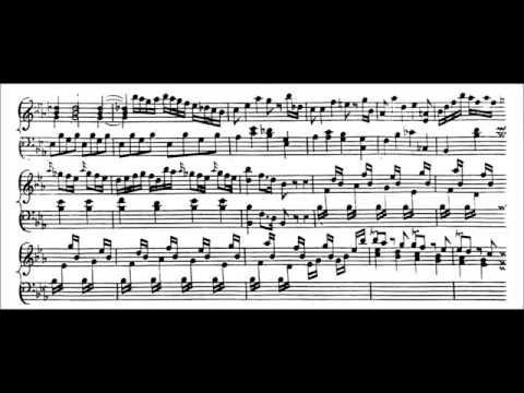 JC Bach: Keyboard Concerto In E-flat, Op.7 No.5 (Knauer)