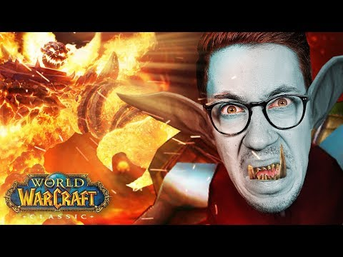 Molten Core Und Onyxia Fullclear   World Of Warcraft Classic