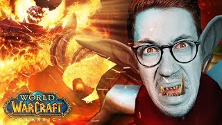 Molten Core und Onỳxia Fullclear | World of Warcraft Classic