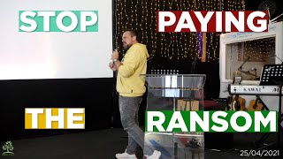 Stop Paying The Ransom   Pastor Rich Rycroft   Hillfields Church