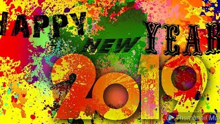Happy New Year 2020 by by 2019 status