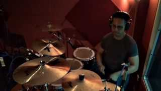 Akim & The Majistret - Potret (Drum Cover)