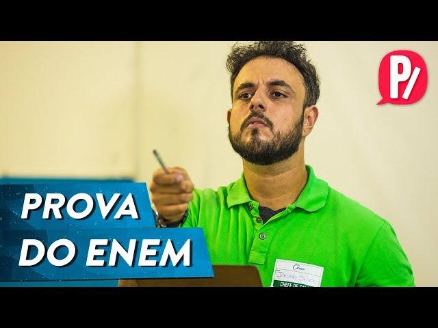 PROVA DO ENEM | PARAFERNALHA