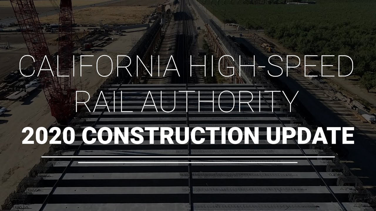 Essential workers have been on the job all year, day and night, constructing high-speed rail in the Central Valley. See how the now more than 5,000 construction jobs created have resulted in new structures opening throughout the 119 miles of construction. #BuildHSR