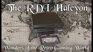 RDI Halcyon: Wonders of the Retro Gaming World