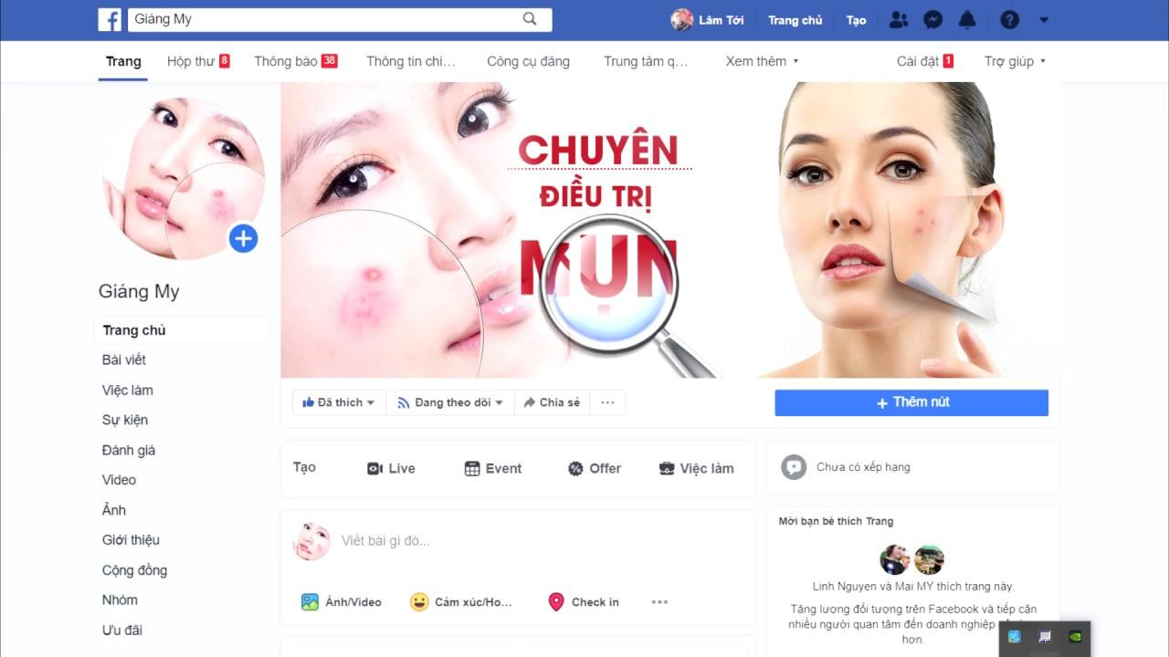 Tao Ảnh Bìa  fanpage facebook Hấp Dẫn Giá 200k Liên Hệ Ngay 0392979999