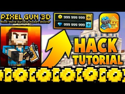 Pixel Gun 3D 16.3.0 Sync Tutorial - How To Login, Sync & Unlock ANY IOS/Android Account!