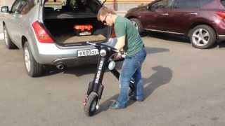 Folding Electric Scooter Adult Motor European ET KBike E Bike E Scooter Motor