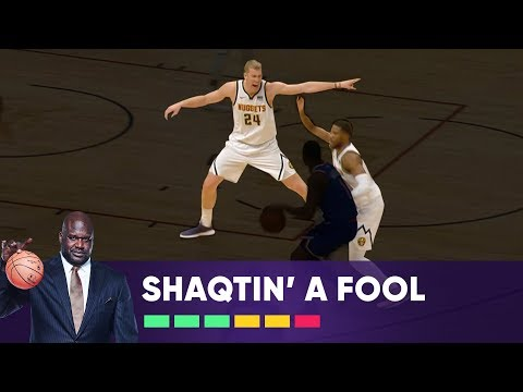 Who Got Ball? | Shaqtin' A Fool Episode 9